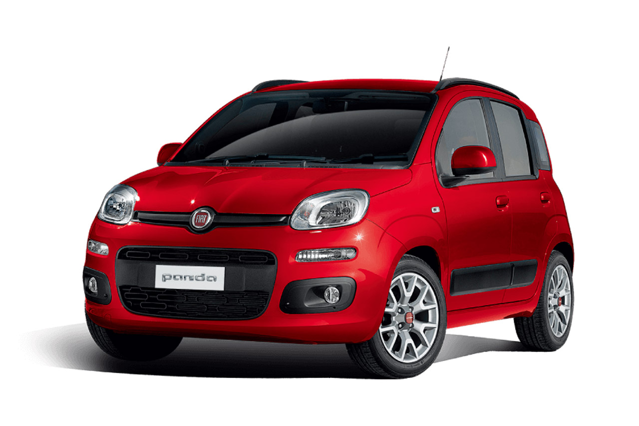 Fiat Panda Pop 1.2 - Rent Car in Syros Greece