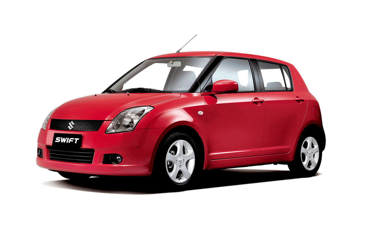 Suzuki Swift 1.3 Syros Greece Rent Car